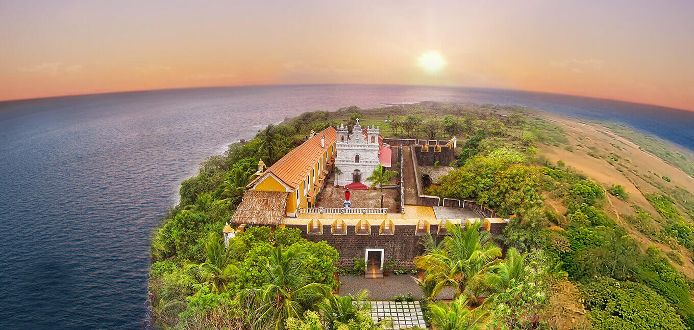 Best Hotels In Goa India