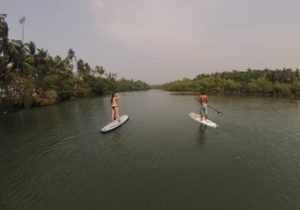 Stand Up Paddle Boarding vaayuSUP