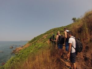 Ocean Treks Arambol with adventure Outbreaks