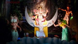 Ganesh Celebrations in Pernem; Source :joe-UK