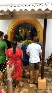 church Festivities on San Joao Tiracol