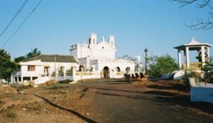 St Lawrence,Chapel Aguada,Sinquerim Goa