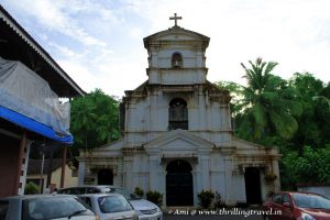 St Sebastian Chapel , Fontainhas Panjim Goa