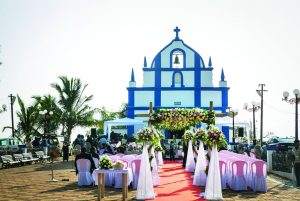 Our Lady of Piety Chapel, Margao Goa -Wedding Chapel